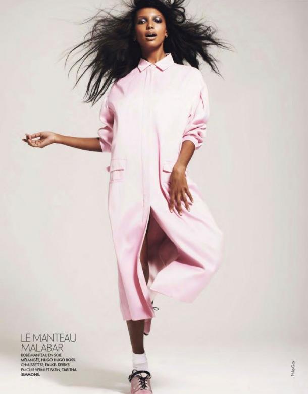 Jasmine Tookes for Elle France 2013-001