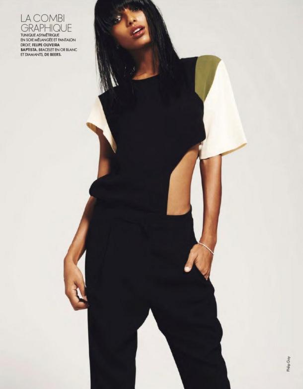 Jasmine Tookes for Elle France 2013-004