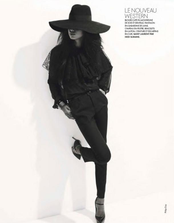 Jasmine Tookes for Elle France 2013-010