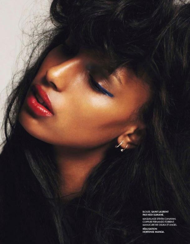 Jasmine Tookes for Elle France 2013-017
