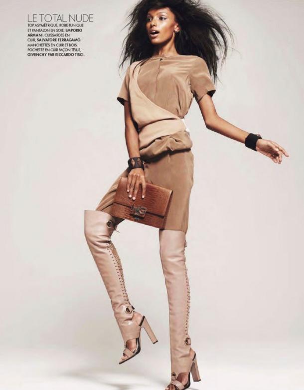Jasmine Tookes for Elle France 2013-020