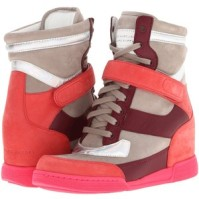 Marc by Marc Jacobs Hi-Top Wedge Sneaker