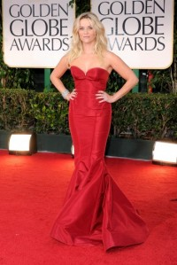 Reese Witherspoon Golden Globes 2013