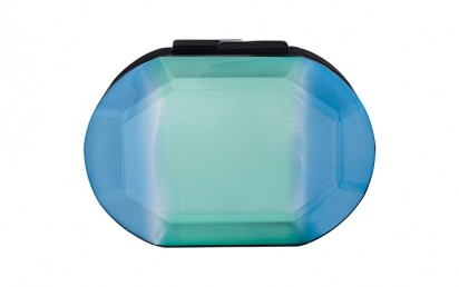 Oval-Cut-Gemstone-Clutch-teal-degrade-spring-green-412x258 $1470.00