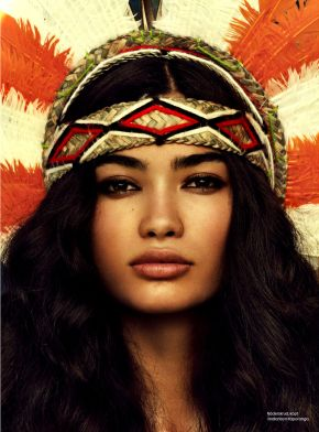 Kelly Gale for Elle Sweden May 2013