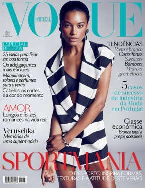 Sharam Diniz for Vogue Portugal