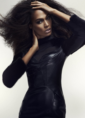 Joan Smalls– Woman of Steel for Nowness.com