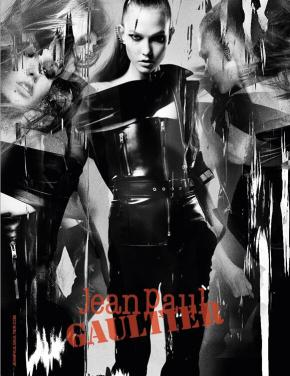 Jean Paul Gaultier Fall 2013 Campaign