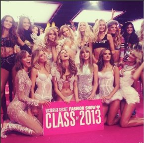Behind the Scenes: Victoria's Secret Fashion Show 2014
