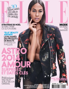Joan Smalls for Elle France